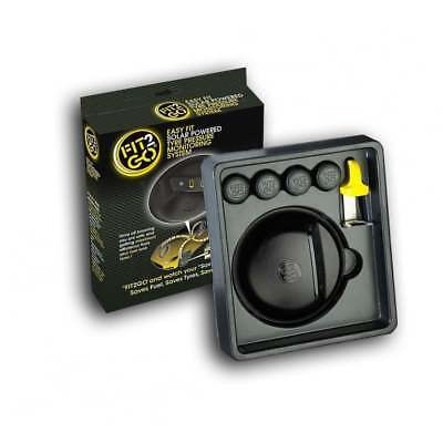FIT2GO Tyre Pressure Monitoring System TPMS Receiver 4 Sensors User Friendly