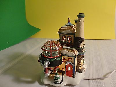 Department 56 North Pole Series TWINKLE BRITE GLITTER FACTORY