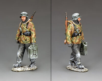 King And Country Ww2 German Soldier Klaus Bbg112