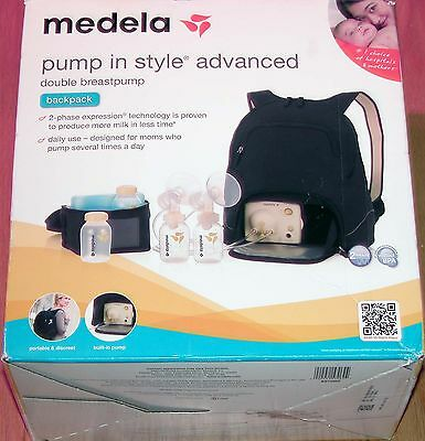 Ameda Purely Yours Double Electric, Medela Pump In Style Double Breast Pump