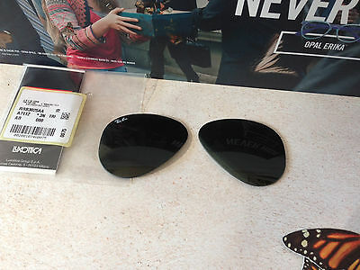 GENUINE RAY-BAN RB3025 (62mm) Aviator Sunglasses G15 REPLACEMENT LENS 3026 001