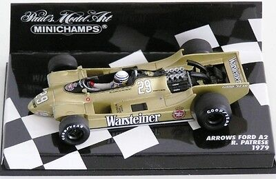 F1 1/43 Arrows A2 Ford Patrese 1979 Minichamps