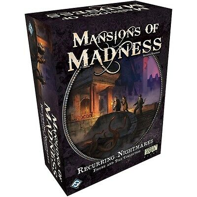 Mansions of Madness 2nd Edition Recurring Nightmares - Fantasy Flight Games New