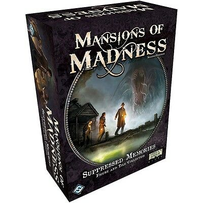 Mansions of Madness 2nd Edition Suppressed Memories - Fantasy Flight Games New