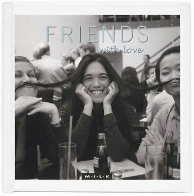 Friends with Love (M.I.L.K.) by Exley, Helen Hardback Book The Cheap Fast Free