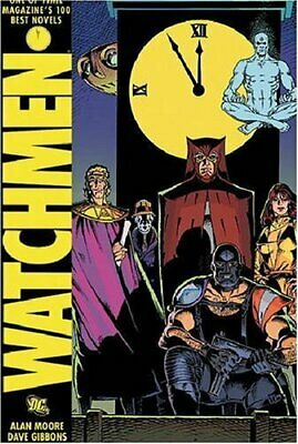 Watchmen by Gibbons, Dave Hardback Book The Cheap Fast Free Post