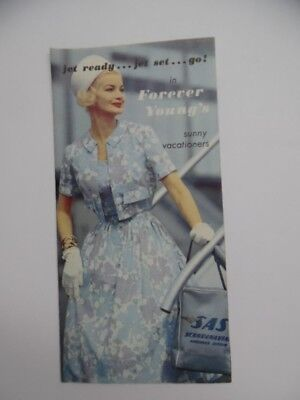 c.1959 Forever Young Airborne Fashion Women's Jet Age Dresses Catalog Brochure