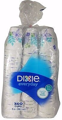 Dixie Everyday 9oz Cold Cup 360 Cups