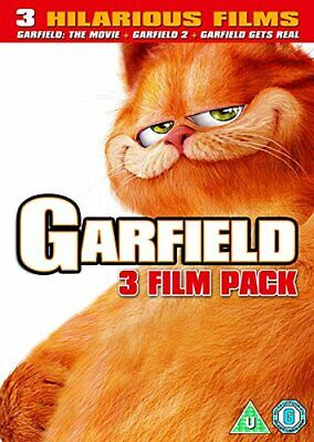 Garfield Collection [DVD] - DVD  WEVG The Cheap Fast Free Post