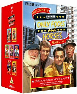 Only Fools and Horses - The Complete Series 1-7 [DVD] [1981] - DVD  SSVG The