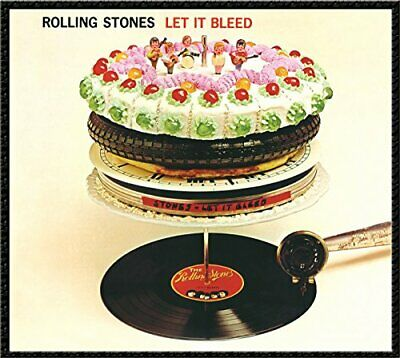 The Rolling Stones - Let It Bleed - The Rolling Stones CD 52VG The Cheap Fast