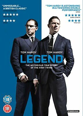Legend [DVD] [2015] - DVD  WEVG The Cheap Fast Free Post