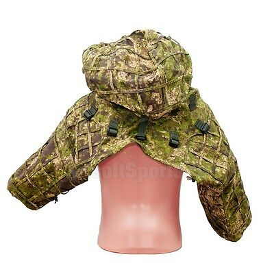 Russian Army SNIPER VIPER HOOD PENCOTT Militray Ghillie FSB Special Forces