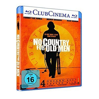 No Country for Old Men (BR) Min: 122DTS5.1HD - 1080p Paramount [Import germany]