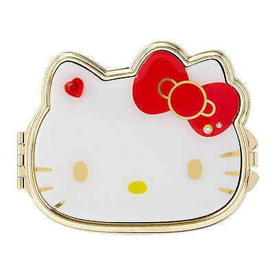 Hello Kitty Double Mirror Face ❤ Sanrio Japan
