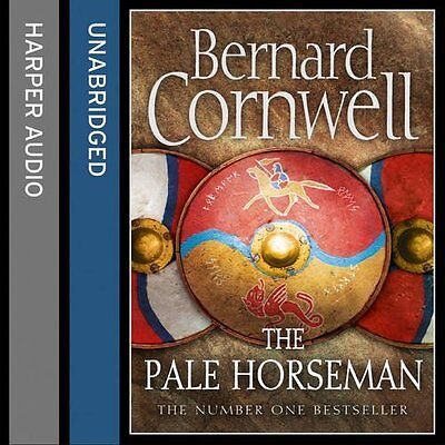 Pale Horseman by Bernard Cornwell New CD-Audio Book