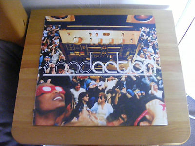 """Mad Action Just Like Fresh Air 12"""" RARE"""