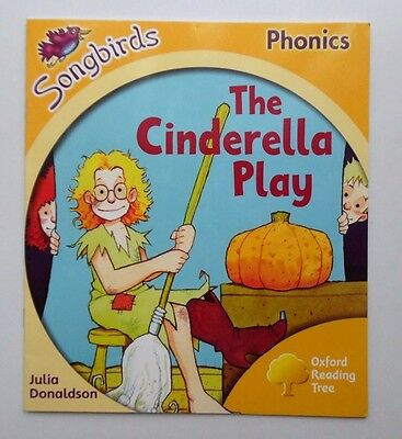 Oxford Reading Tree The Cinderella Play Stage 5 Songbirds Phonics Pb Book 2008