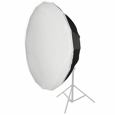 Walimex pro 16 Angle Softbox Ø180cm + Adaptador Hensel EH / Richter