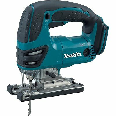Makita XVJ03Z 18-Volt LXT Lithium-Ion Cordless Jig Saw, Bare Tool