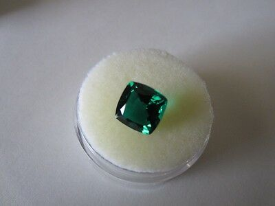 HIGH QUALITY Lab Grown EMERALD 2 CT LOOSE STONE NEW!  LAST ONE