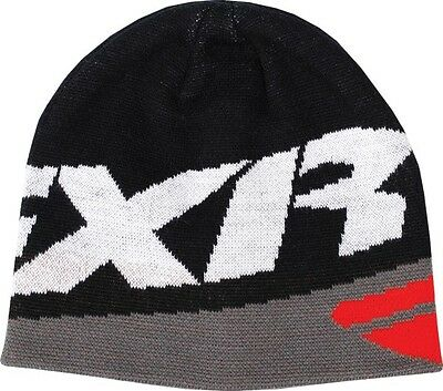 FXR Team Beanie Hat Red/Black/White OS