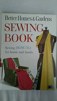vintage Better Homes and Garden sewing book 1961