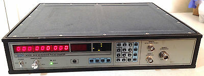 EIP Model 585B Microwave Frequency/Pulse Counter 20 GHz TESTED