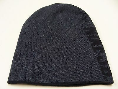Nike - Sb - Blue - Reversible - One Size Stocking Cap Beanie Hat!