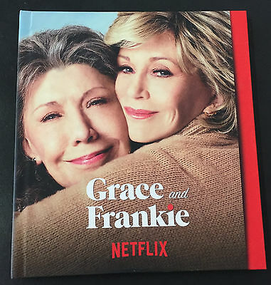 GRACE And FRANKIE ~ Netflix FYC Emmy 2016 ~ The Complete Season 2 (2 DVD-Set)