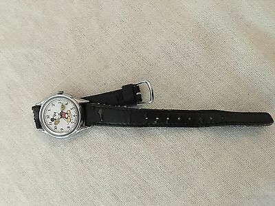 Disney Mickey Mouse watch-vintage