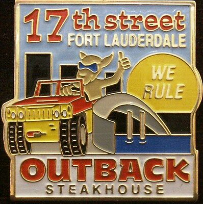 A6615 Outback Steakhouse 17th St Fort Lauderdale