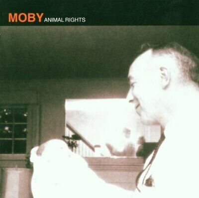 Moby - Animal Rights/Little Idiot - Moby CD 8HVG The Cheap Fast Free Post The