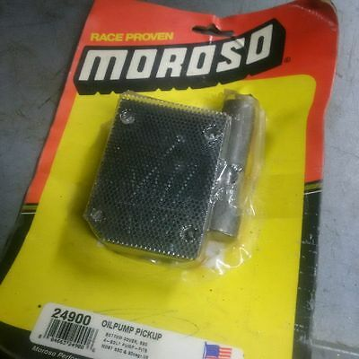 Moroso #24900 Oil pump cover pickup NEW OLD STOCK Discontinued
