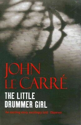 The Little Drummer Girl by John Le Carre Paperback Book