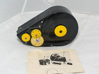 Alden 74 35mm Bulk Film Loader. Plastic w/counter. Exc. Cond. Kodak or Ilford.