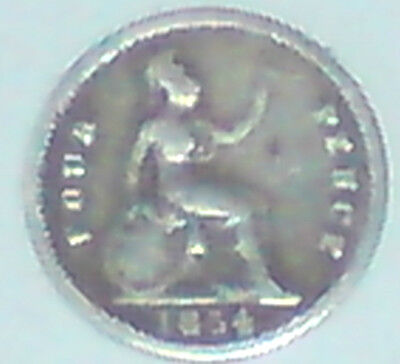 1854 Four Pence