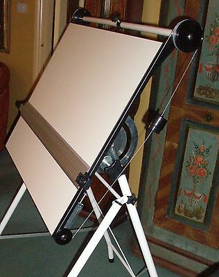 A1 C/W Parallel Motion Drawing Board/Stand & Protector