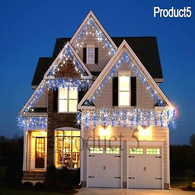 Icicle Snowing Effect Lights Christmas Xmas LED 960/720/480/360/1200/240