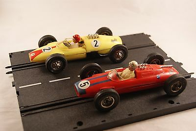 vintage toys racing slot cars CARRERA made in west Germany 1960´s