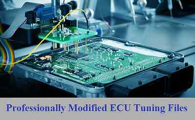 Professionally modified BMW ECU Chip Tuning Files
