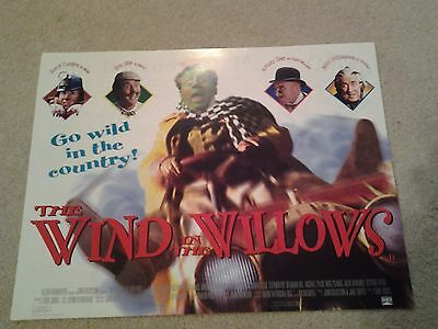 The Wind in the Willows - Original UK Mini Poster