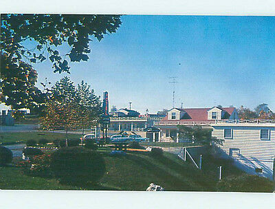 Unused Pre-1980 WATER VIEW MOTEL Hagerstown Maryland MD M3247-15