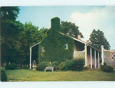 Unused Pre-1980 STONE HOUSE AT SAINT JOSEPH COLLEGE Emmitsburg Maryland MD L8630