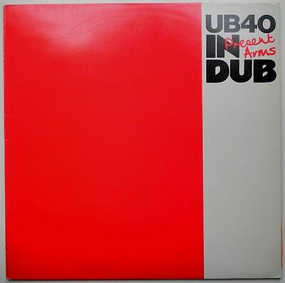 Lp Nl**ub40 - Present Arms In Dub (Epic '81 / Ois / With Insert)**24805