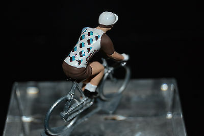 AG2R 2017 - Petit cycliste Figurine - Cycling figure