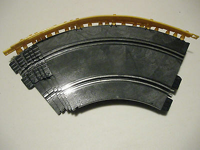 Strombecker Curves and guardrails for 1/32 scale Strombecker Races tracks