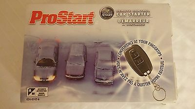 ProStart Car Starter 034-0742-6 - CT3271 -  2 in 1 Automatic or Manual - CIB