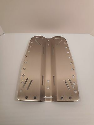 Stainless Steel Backplate New