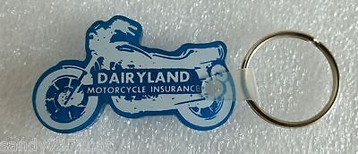Key Ring Fob Dairyland Motorcycle Insurance Good Rates For Good Riders